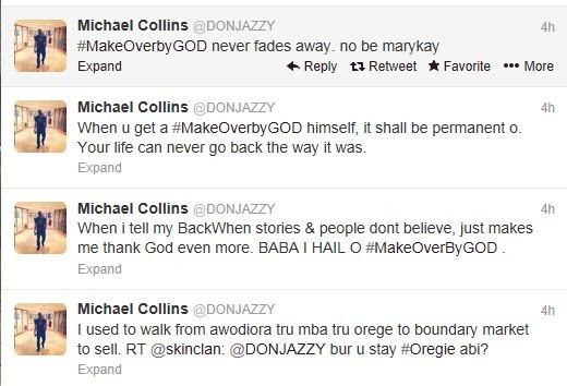DonJazzy says he used to sell Akara