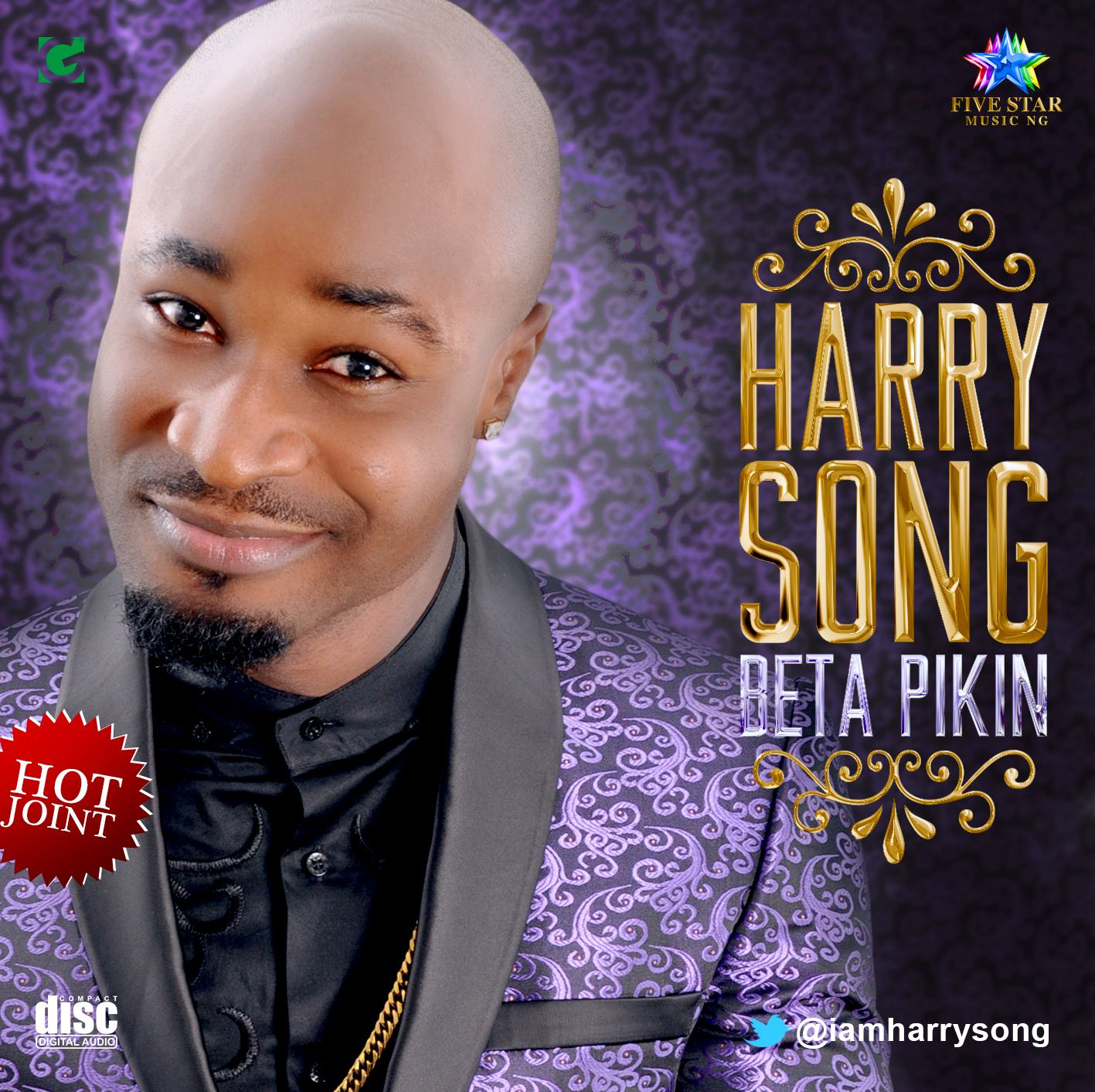 HarrySong - Beta Pikin [AuDio]