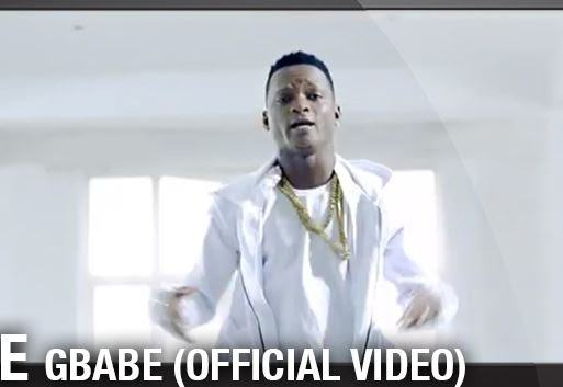 Lace - Gba be ft Olamide [ViDeo]