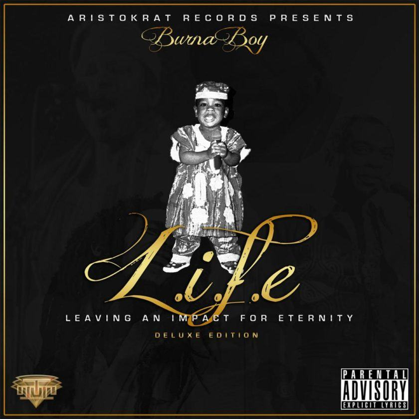 Burna Boy - LIFE
