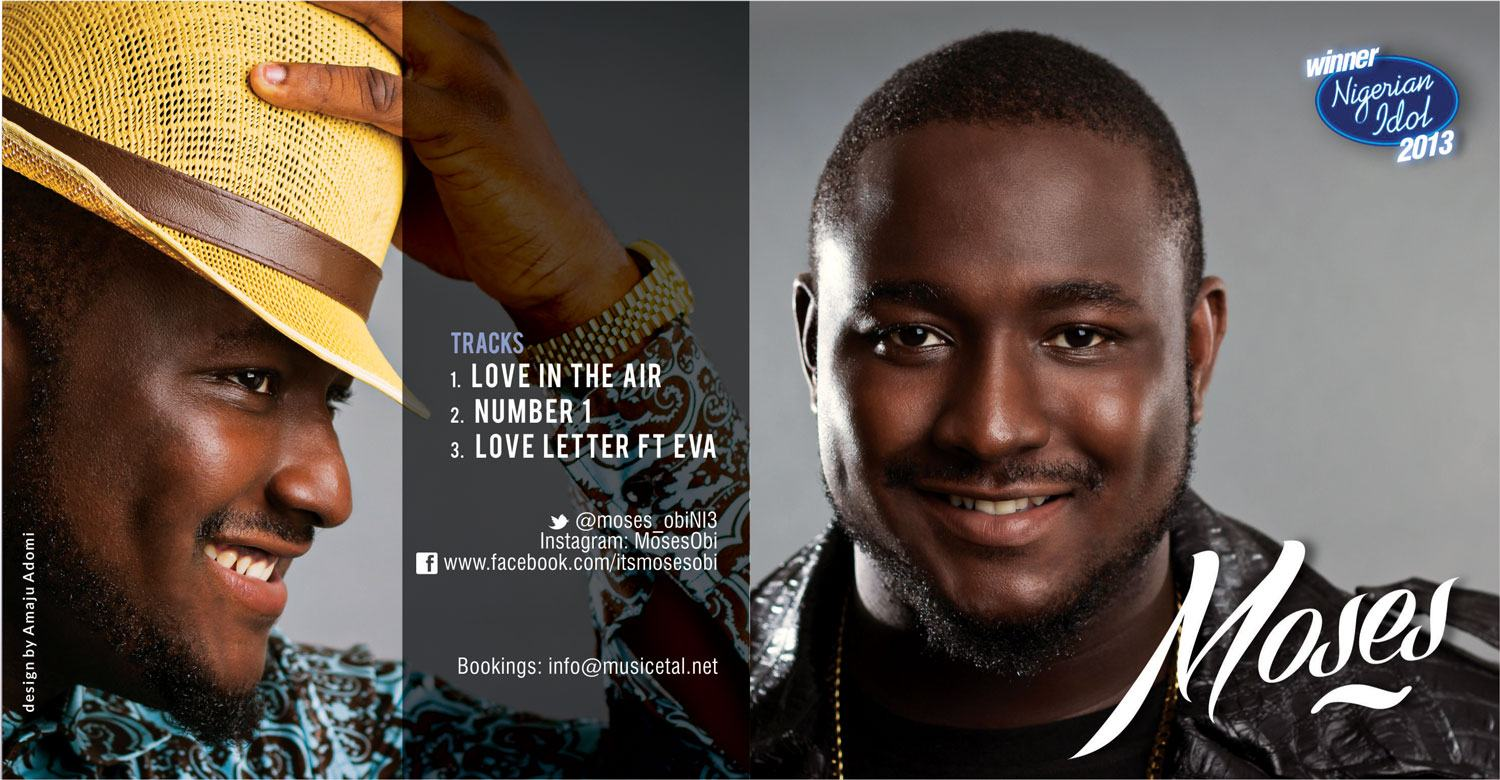 Moses - Love in the Air + Number One + Love Letter ft Eva [AuDio]
