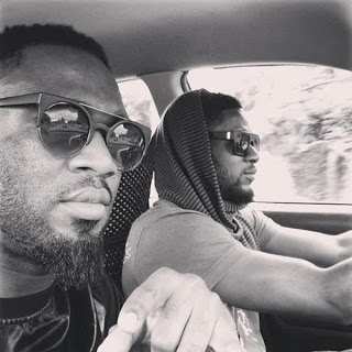 Praiz and younger brother