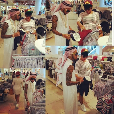 Toyin Lawani pregnant for her 21-year old fiance