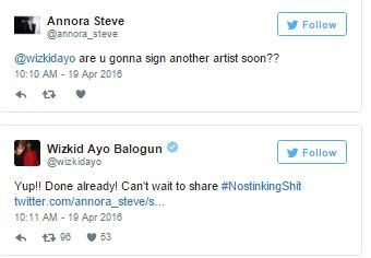 Wizkid signs L.A.X to Starboy entertainment