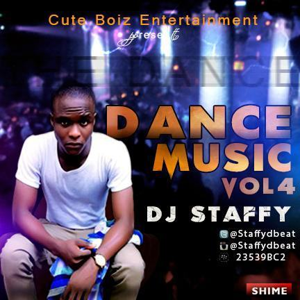 DJ STAFFY - Dance Music Vol.4 [MixTape]