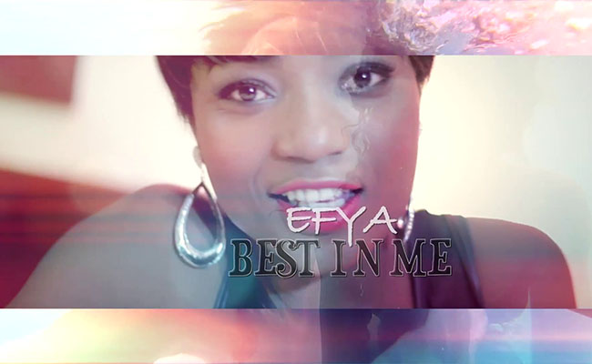 Efya - Best In Me [ViDeo]