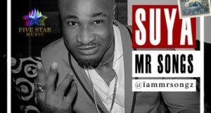 HarrySong - Suya [AuDio]
