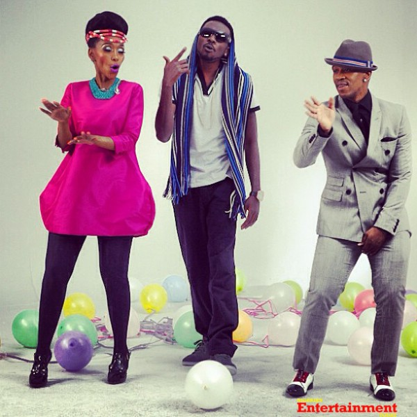 Mafikizolo and May D