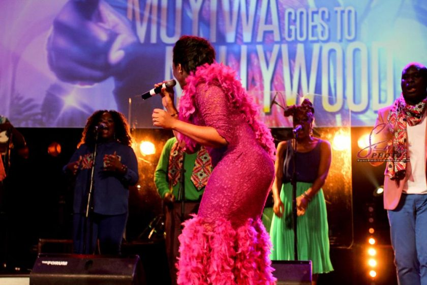 OMOTOLA Muyiwa Goes To Nollywood 2013 NaijaVibe