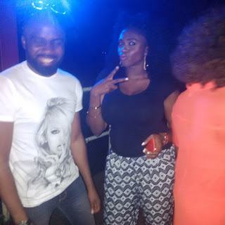 Pictures from Waje's birthday party