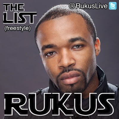 Rukus - The List (Naeto C, Vector, Ice Prince & Reminisce Diss)