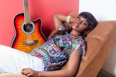 Seyi Shay cover Exquisite magazine