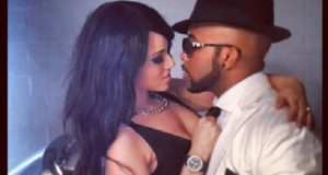 Banky W's Jasi video shoot