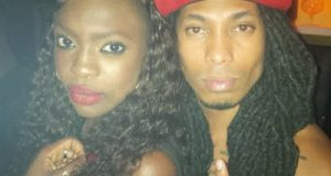 Beverly Osu and Angelo Storm