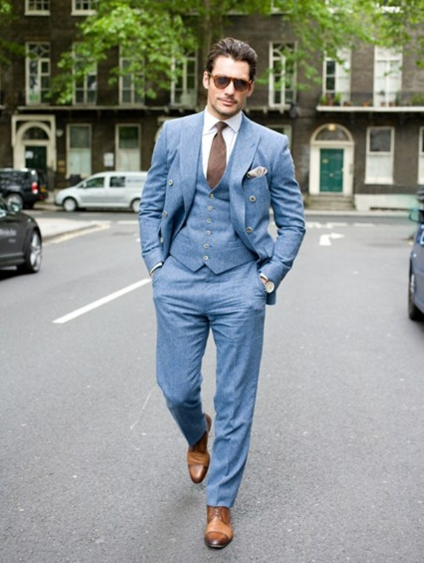 David Gandy REISS