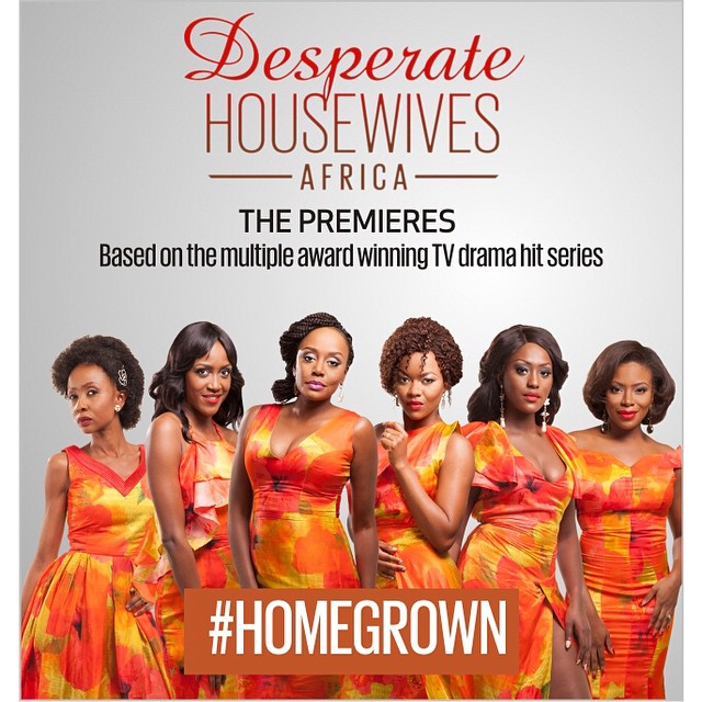 Desperate Housewives comes to Nigeria
