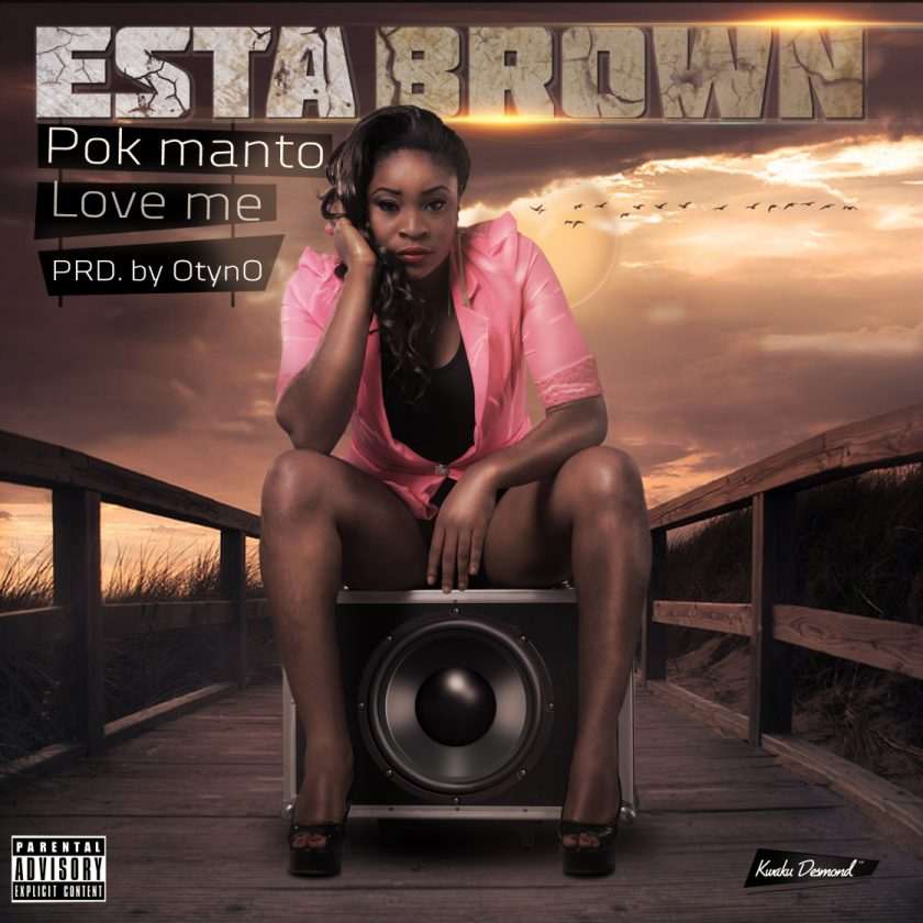 Esta Brown - Pok Manto