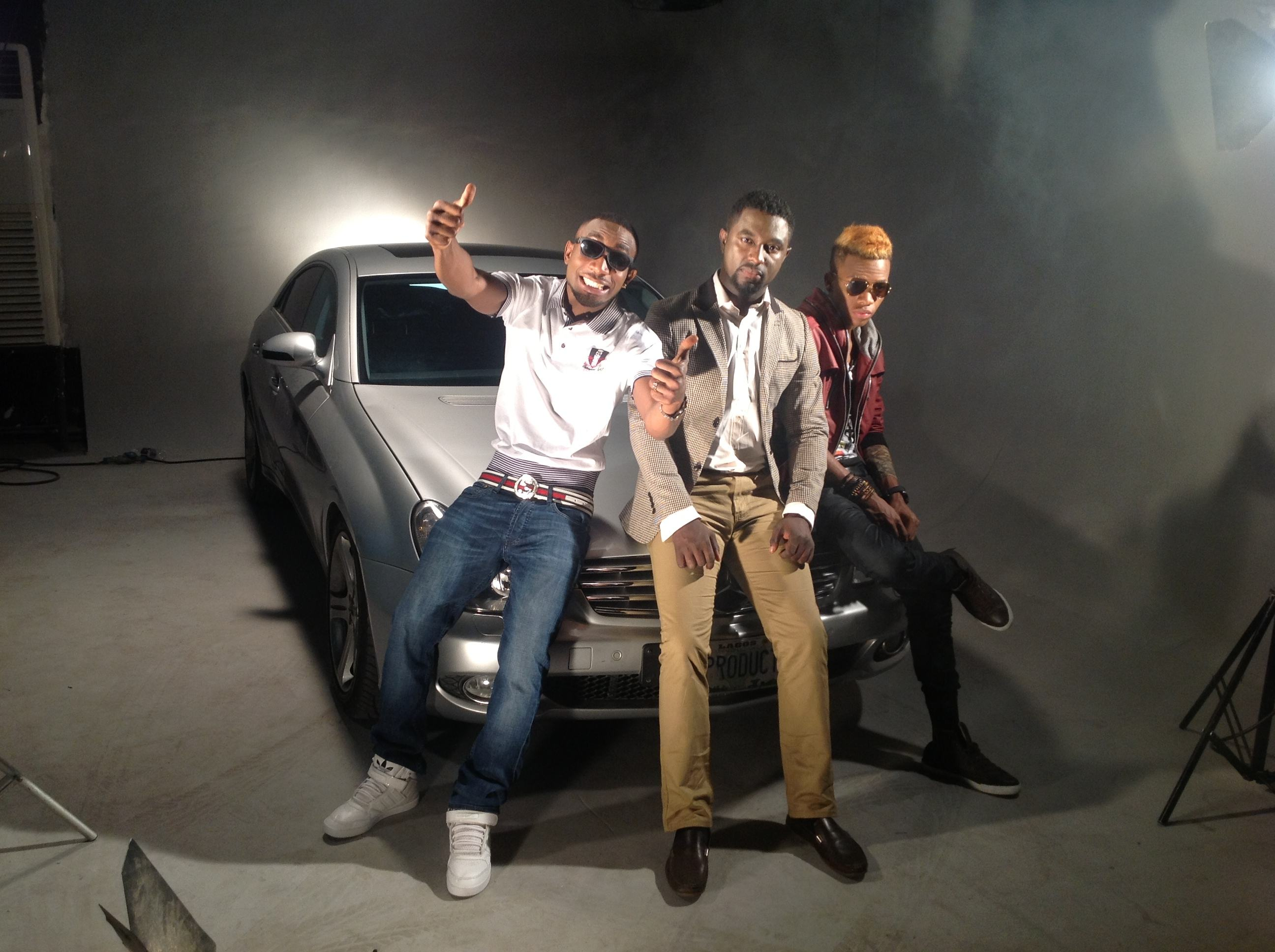 GospelOnDeBeatz - Rakaka Remix ft Kay Switch & Tekno [ViDeo]