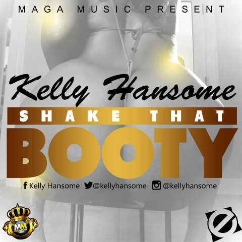 Kelly Hansome - Shake That Booty