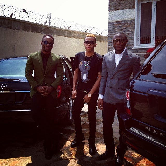 iYanya, Tekno and Ubi