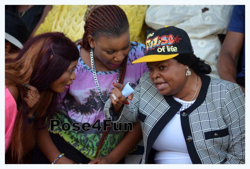 pose4fun Lagos state deputy governor