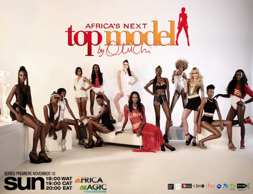 Africa's Next Top Model by Oluchi