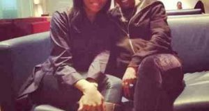 Annie Idibia leaves for the US to have her baby