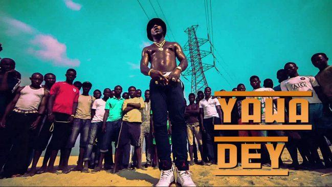 Burna Boy - Yawa Dey [ViDeo]