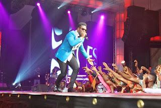 Burna Boy #colorfulworldofmore