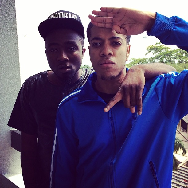 CHIP and Ice Prince
