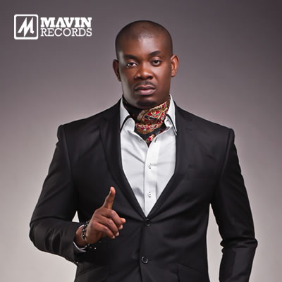 Don Jazzy Mavin
