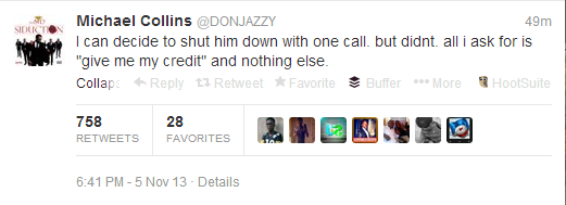 Donjazzy post