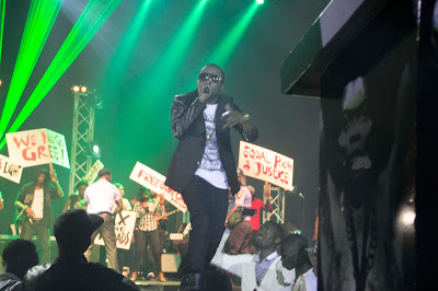 ICE PRINCE AT FOZ