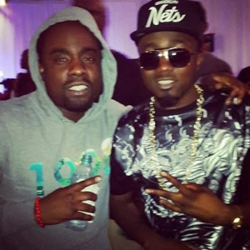 Ice Prince and Wale
