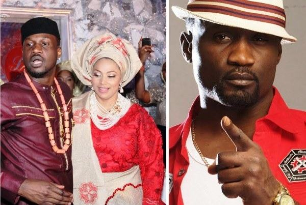 Jude Okoye, other family members not happy with Peter Okoye marriage