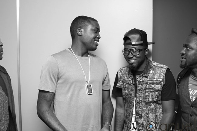 Meek Mill and Ice Prince NaijaVibe