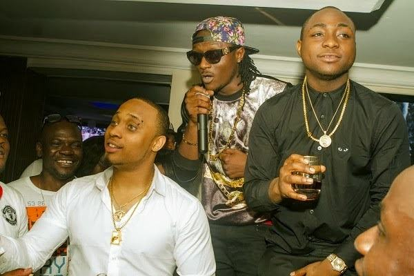 Why was Iyanya bounced at Davido's 21st birthday party?