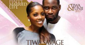 Tiwa Savage & Teebillz wedding