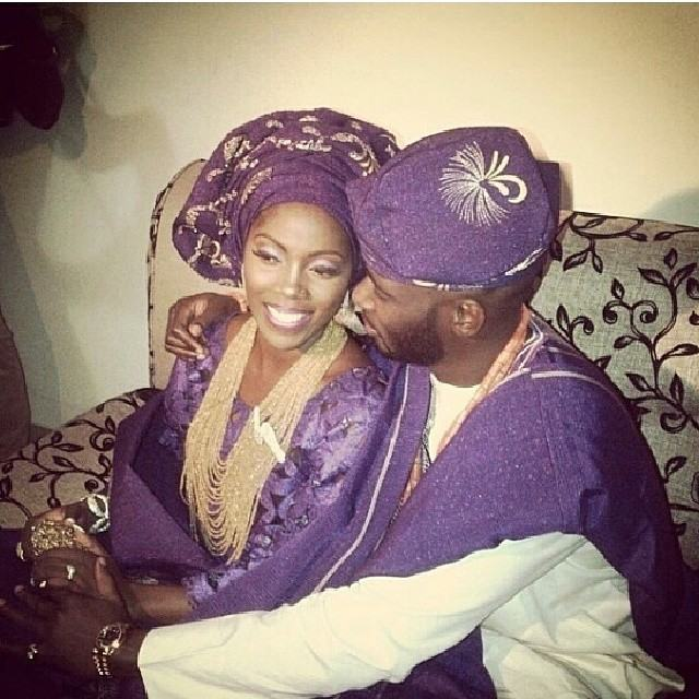 Tiwa and Tee Billz traditional wedding cost about N30m