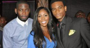 Tiwa Savage & Teebillz make their first post wedding appearance