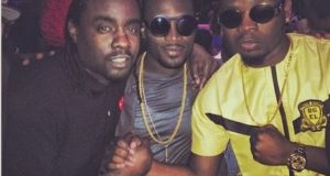Wale, d'banj and Olamide