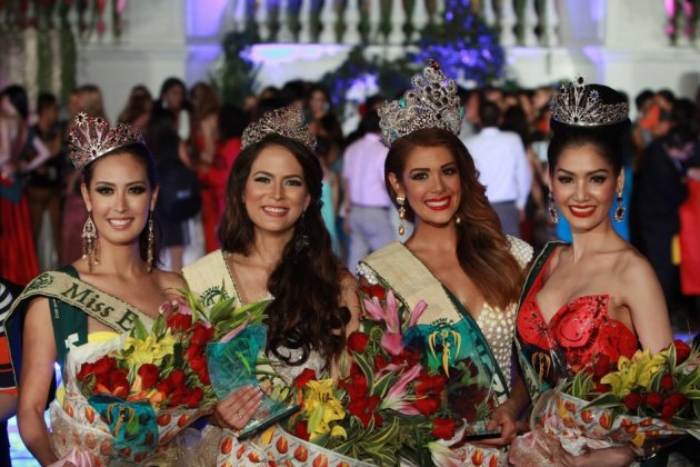 Alyz Henrich crowned Miss Earth 2013
