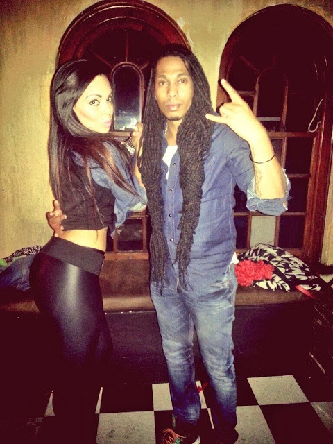 Angelo and Candice Arends NaijaVibe