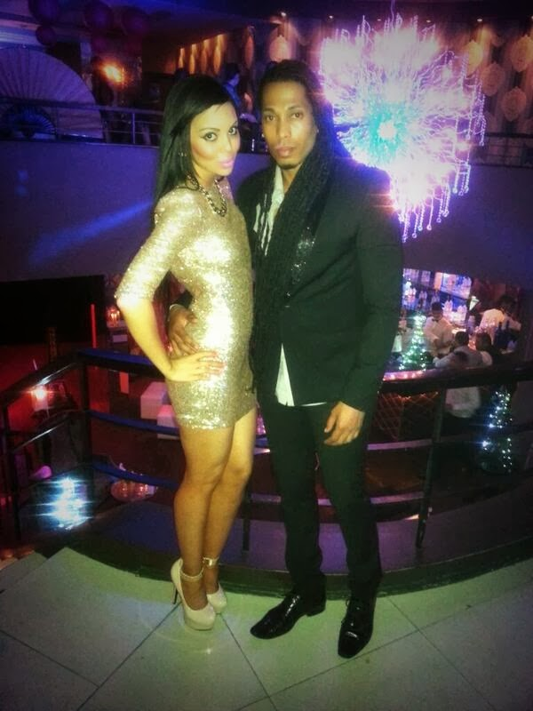 Angelo and Candice Arends