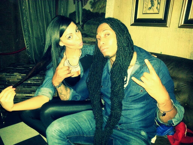 Angelo and Candice