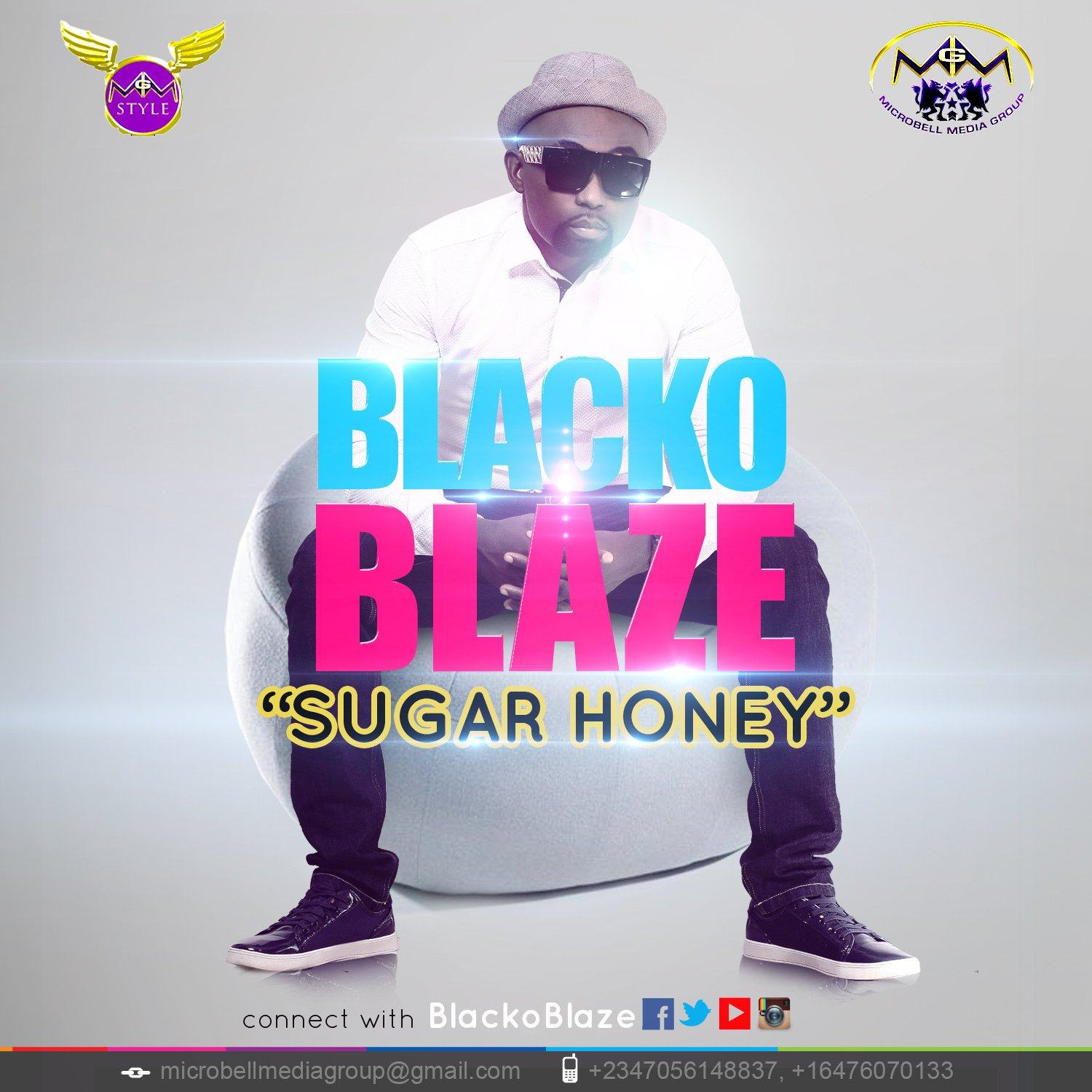 Blacko Blaze - Sugar Honey [ViDeo]