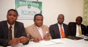 COSON executives