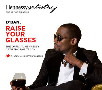 Dbanj - Raise Your Glasses