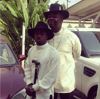 Don jazzy and Tunde Ednut