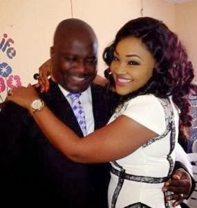 Mercy Aigbe ties the knot with husband at Ikoyi Registry